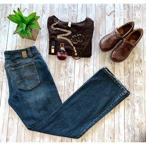 Maurice's Morgan Boot Denim Jeans